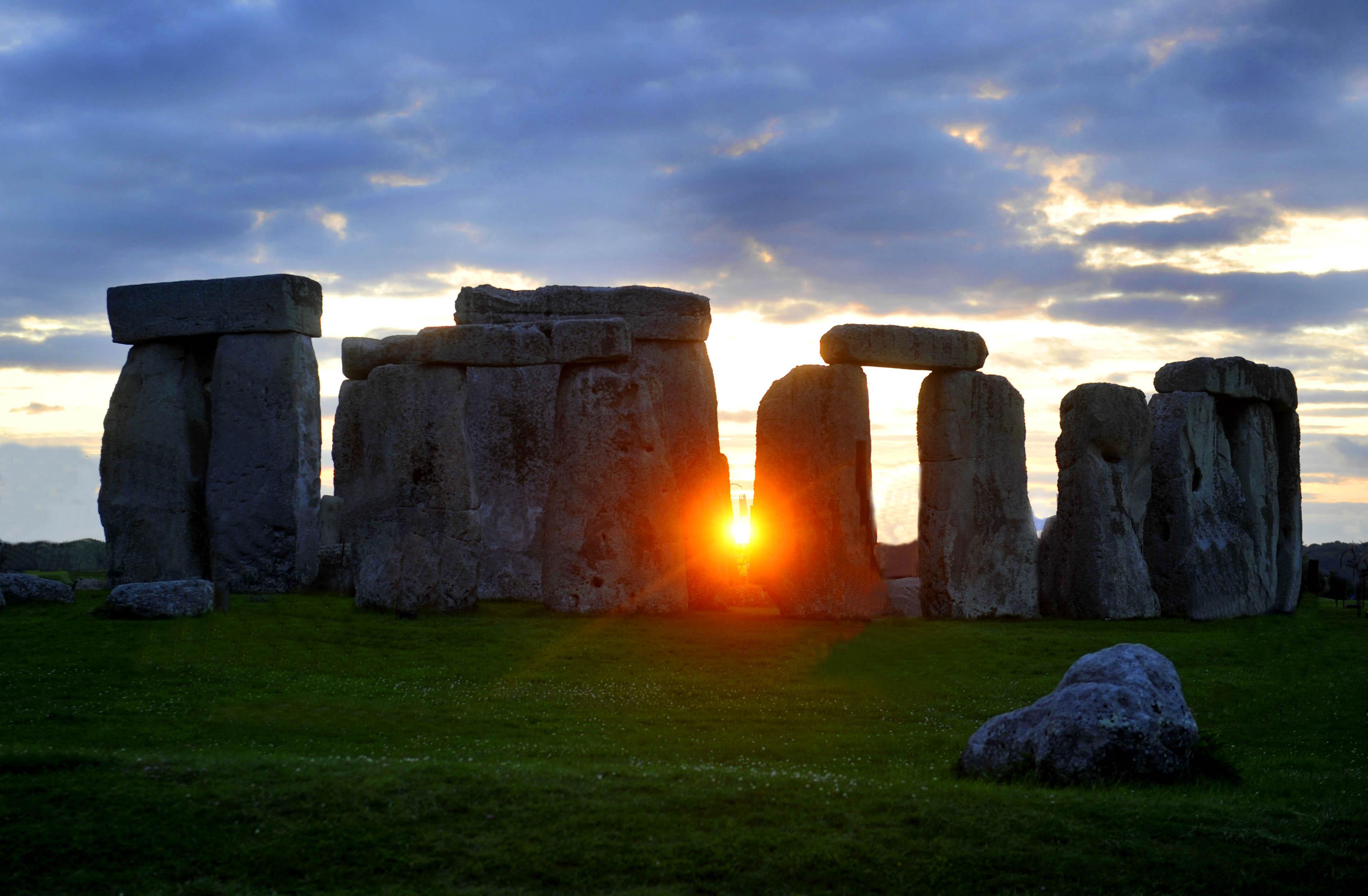 The secret of stonehenge